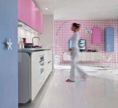 Кухня IT-IS New Pop фабрика Euromobil