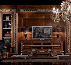 Итальянские мебель для тв - Тумба под TV OPE-18 фабрика Jumbo Collection