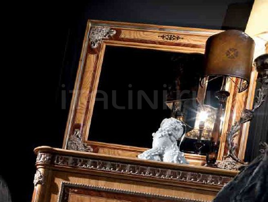 Настенное зеркало OPEL-04b Jumbo Collection