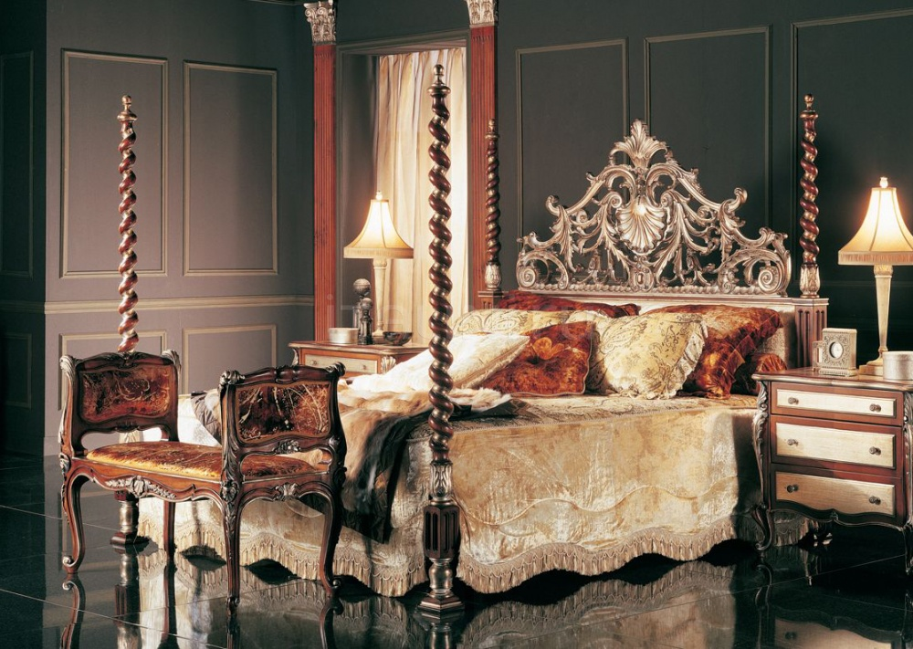 Кровать SHE-02 Jumbo Collection