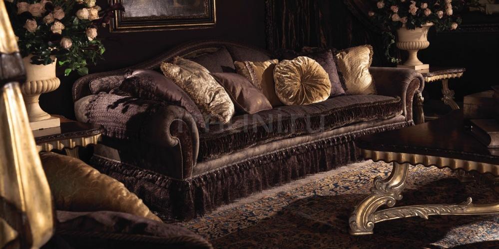 Трехместный диван LAC-43b Jumbo Collection