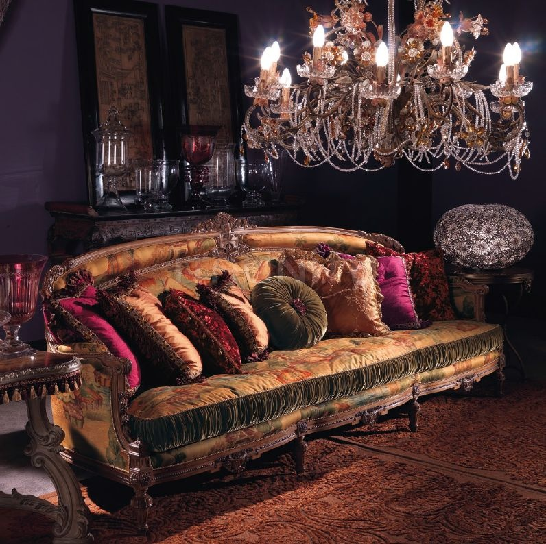 Трехместный диван GLA-43 Jumbo Collection