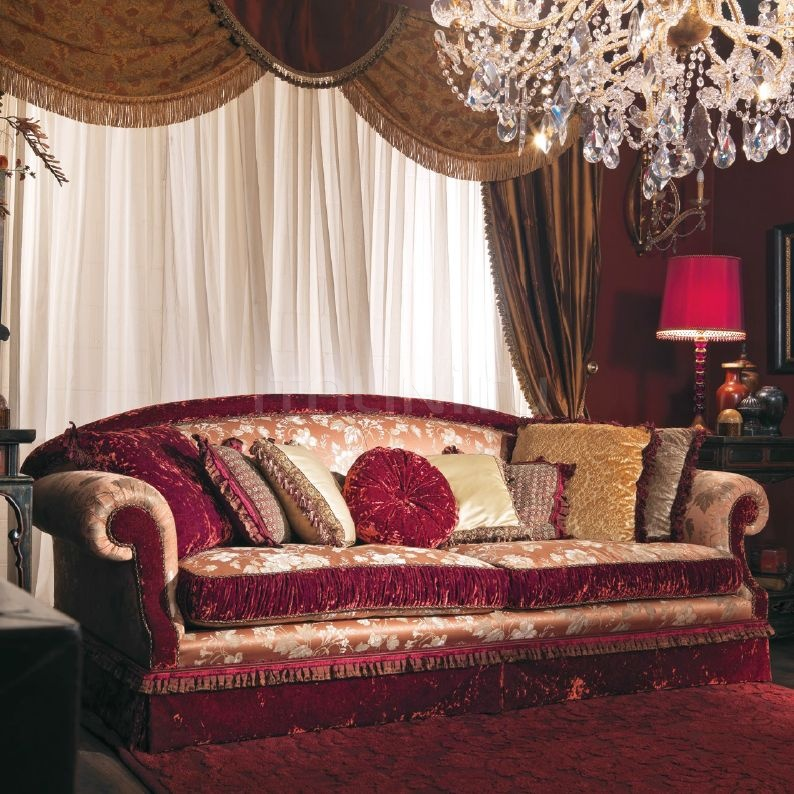 Трехместный диван DON-43 Jumbo Collection
