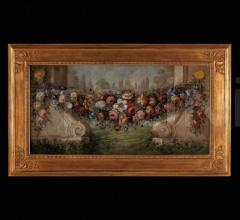 Итальянские картины - Картина Ghirlanda PAI-5C04A фабрика Jumbo Collection
