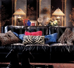 Трехместный диван D 0950P3 фабрика Provasi