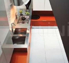 Итальянские угловые кухни - Кухня Luce 02 фабрика Cesar