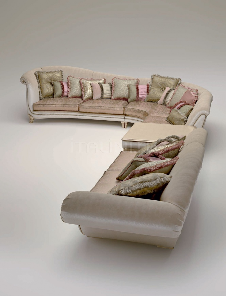 Модульный диван Madame Butterfly Da Vinci Bruno Zampa