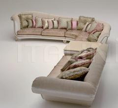 Модульный диван Madame Butterfly Da Vinci фабрика Bruno Zampa
