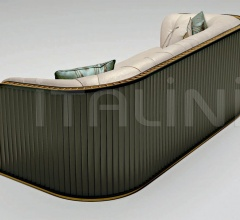 Диван Fascino Bauhaus фабрика Bruno Zampa