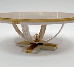 Круглый стол Metropolis фабрика Bruno Zampa