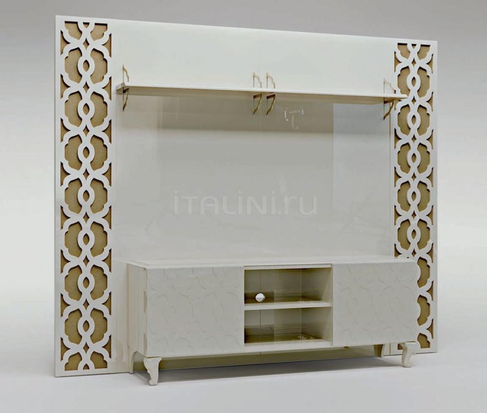 Модульная стенка Sabbia CLUB tv unit Bruno Zampa