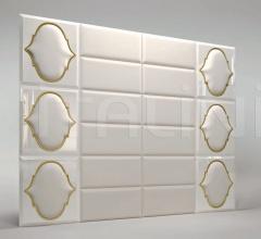 Итальянские декоративные панели - Панель Fascino IKE Wall paneling 370 фабрика Bruno Zampa