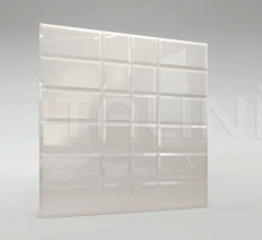 Итальянские декоративные панели - Панель Fascino IKE Wall paneling 300 фабрика Bruno Zampa