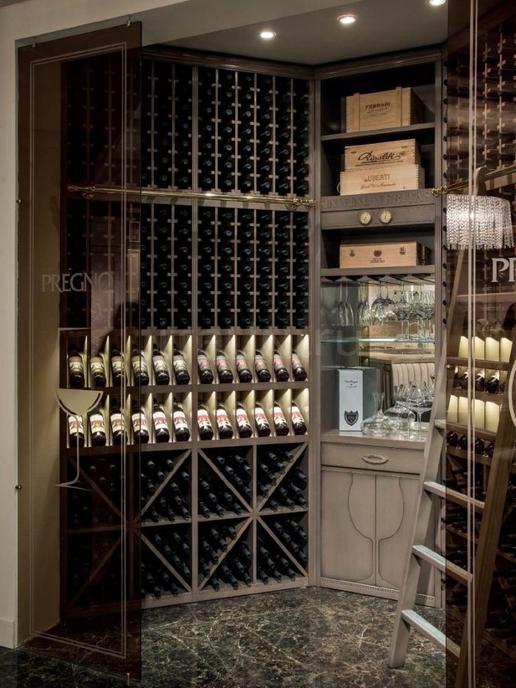 Винная комната Wine Room 236 Pregno