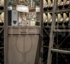 Итальянские винные шкафы, комнаты - Винная комната Wine Room 236 фабрика Pregno