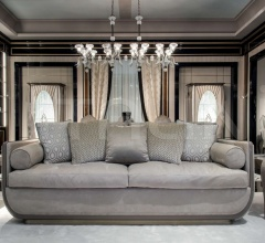 Трехместный диван D27-3PR 904.08.04 фабрика Pregno