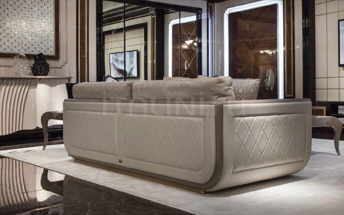 Трехместный диван D27-3PR 904.08.04 Pregno