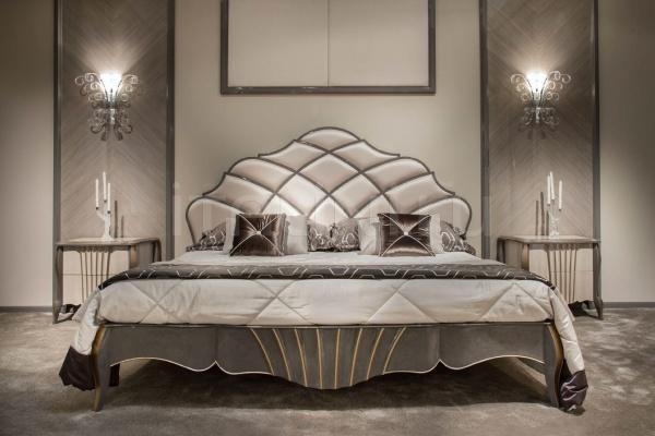 Кровать L100-200TR 908.08.04