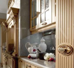 Кухня Solaria Essenze rovere naturale фабрика Tomassi Cucine