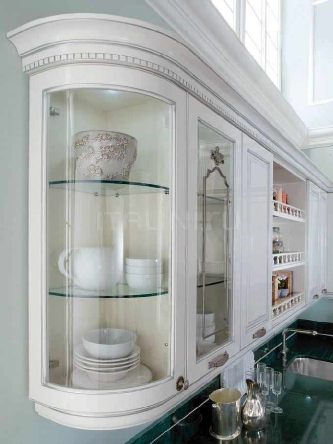 Кухня Belle epoque bianco latte Tomassi Cucine