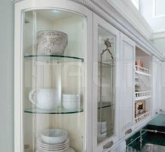 Кухня Belle epoque bianco latte фабрика Tomassi Cucine