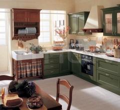 Кухня Contea verde salvia фабрика Tomassi Cucine
