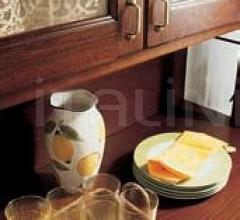 Кухня Contea blu lago фабрика Tomassi Cucine