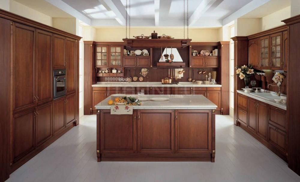 Кухня Anita noce Tomassi Cucine