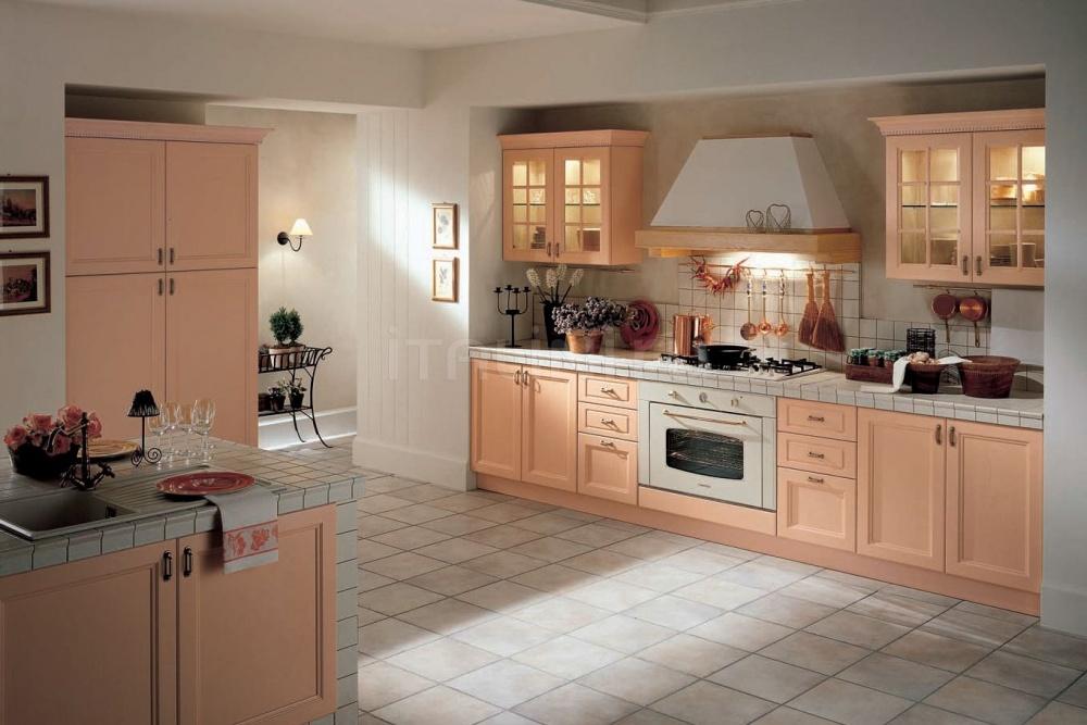 Кухня Primavera rosa Tomassi Cucine