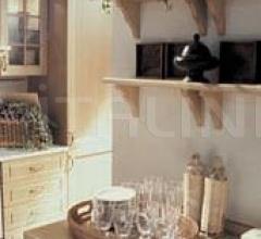 Кухня Primavera frassino naturale фабрика Tomassi Cucine