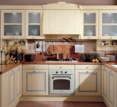 Кухня Ardesia corda/azzurro cielo фабрика Tomassi Cucine