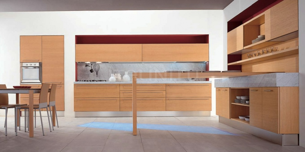 Кухня Oxana rovere naturale Tomassi Cucine