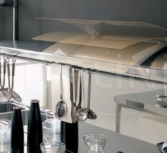 Кухня Andromeda grigio luce фабрика Tomassi Cucine (закрыта)