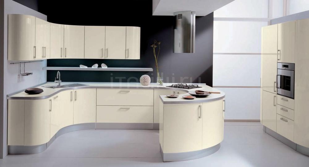 Кухня Andromeda bianco perla Tomassi Cucine