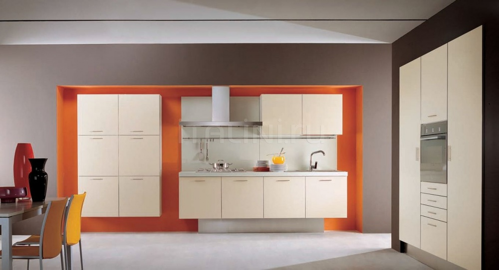 Кухня Teuco opaco colore Tomassi Cucine