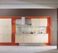 Кухня Teuco opaco colore фабрика Tomassi Cucine