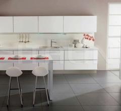Кухня Teknika bianco lucido фабрика Tomassi Cucine