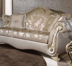 Двухместный диван TC406 фабрика Turri