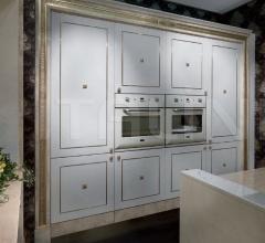 Итальянские кухни с барной стойкой - Кухня Arcade Royale фабрика Turri