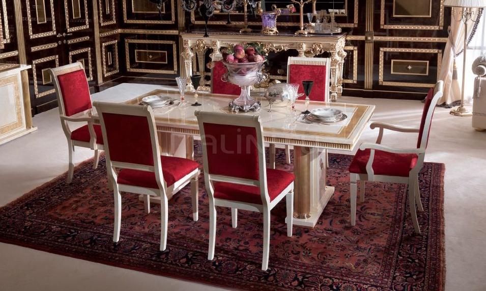 Стол обеденный T227/P KA02 Turri