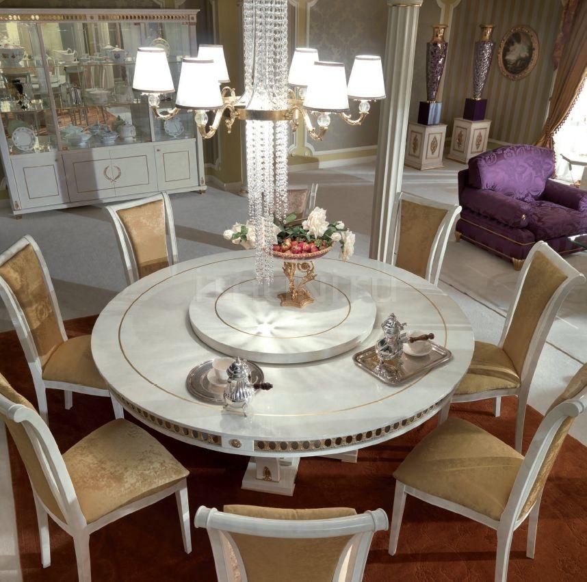 Круглый стол T628/P KB01C Turri