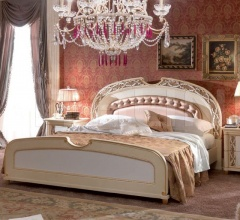 Кровать T140 CR01 фабрика Turri
