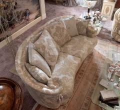 Двухместный диван T243 413/C фабрика Turri