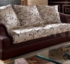 Двухместный диван T458 фабрика Turri