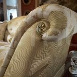 Двухместный диван T281 фабрика Turri