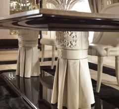 Стол обеденный TA320M RT26S фабрика Turri