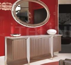 Настенное зеркало T2170L LH KB02C фабрика Turri