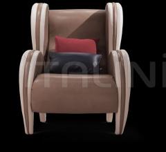 Кресло T2209 701P/700P фабрика Turri