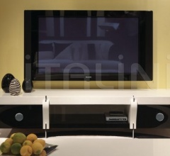 Тумба под TV T2003 RT06C+TE13S фабрика Turri