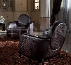 Кресло T490A LN фабрика Turri